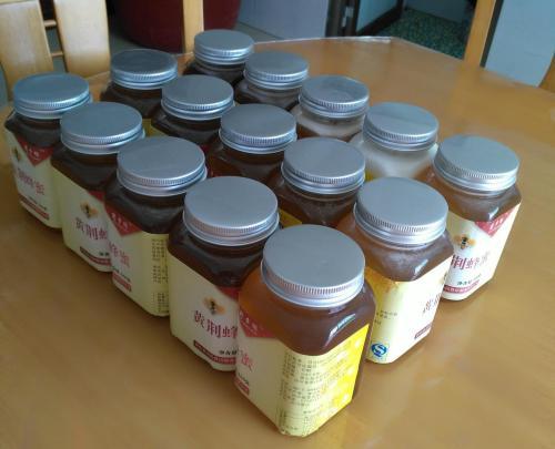 荆条蜜的存储